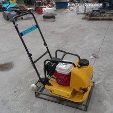 Cheap Small Vibratory Dynapac Central Machinery Plate Compactor Robin Engine