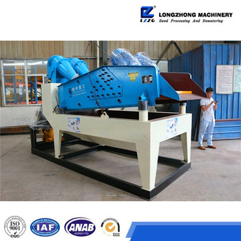 silica sand washing recycling product