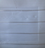 100% polyester coloured voile curtains