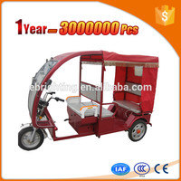 seat adult tricycle with durable cargo box