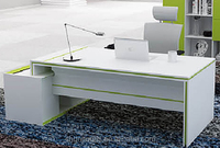 reliable quality office room furniture melamine/mfc office desk