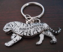 2014 New Product Metal keychain Type and zinc alloy Material and metal keychains Type personalized metal key chain