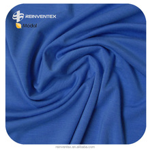 Modal cotton dyed jersey fabric, M/C 50/50, 110GSM and width 66/67''