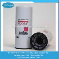 China Fleetguard Oil Filter Manufacturer LF9009 53c0053