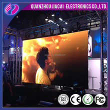 Best selling full color hd video indoor p2.5 huge led screen