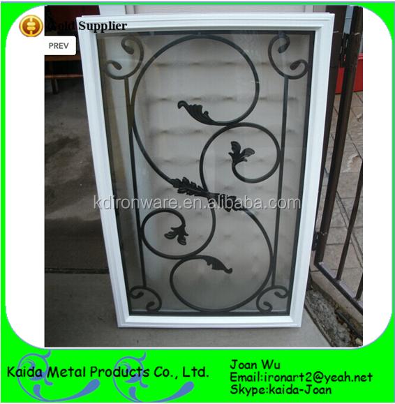 Decorative Wrought Iron Glass Door Amp Window Inserts