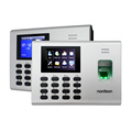 2.8 inch TFT screen SSR report biometric fingerprint access control system with built-in battery