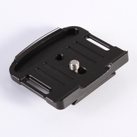 Quick Release Plate for D800E D800 Compatible Arca-Swiss RRS Markins Clamp