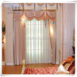 Yilian Door Window Curtains And Draperies Black Shower Modern Curtains