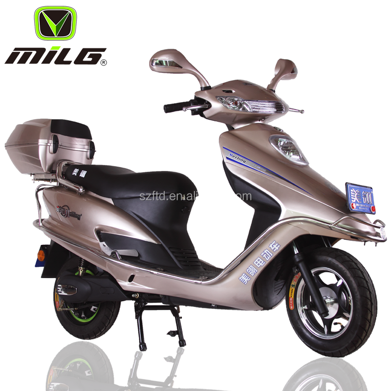Popular city sports e scooter electric mini motorcycle two wheel electric scooter for adults