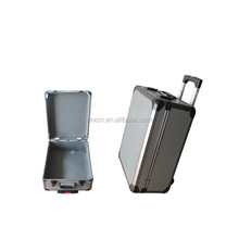 Aluminum New Locking Gun Handgun Hard Storage Carry Case