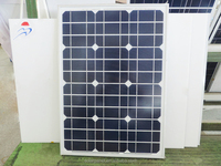 China supplier wholesale high quality best price 50W photovoltaic solar panel