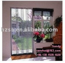 window doors' screen curtain