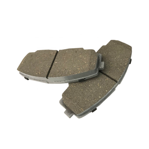 Severe duty piezas de repuesto brake pad for Toyota Hiace spare parts