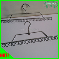 High Quality Metal Clothing Hanger Scarf Display Rack