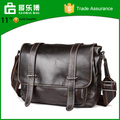 Custom Vintage Genuine Leather Messenger Bags Men