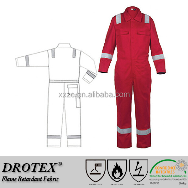 Regular/Tall Size Arc Flash Protective Clothing For Sale