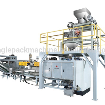 25kg automatic bag packaging machinery with CE
