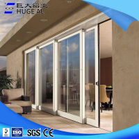 Popular Sale automatic sliding glass door