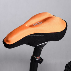 Cycling Spong Pad Custom Bicycle Seat Cover/Bicycle Seat Cushion