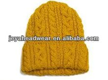 JEYA desired to own the all in one knitted scarf hat