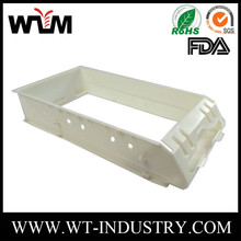 Hot runner mold maker for injection moled ABS+PC apparatus frame for scanner/duplicator/copying machine injection molding