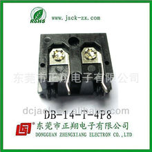 2013 Alibaba product DB-14-T-4P8 used for fan adapter ac power jack electrical socket