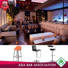 Strong Bar Furniture For Nightclub Stand Swivel Stools With Backs Stool Chairs