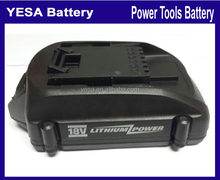 Trimmer battery for 18V Li-ion AL-KO WA3512 Trimmer GTLi 18V Comfort,Ra sentrimmer GTLi EXCLUSIVE al ko battery