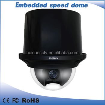 20X 1080P waterproof Embedded auto tracing PTZ hd sdi camera