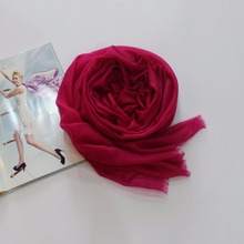 High Quality Ring Cashmere Scarf Very Soft Thin Plain Scarf