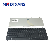 US keyboard for fujitsu lifebook a530 ah530 ah531 nh751