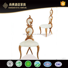 High Back Wholesale Wedding Chairs Hotel Furniture Used Banquet Chairs