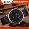 New Produced 3Atm Water Resistant Custom Made Leather Watch For Men