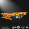 China Supplier 3 Axles 40ft Container