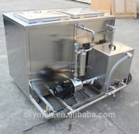 industry auto maintanance ultrasonic cleaning equipment for car engine/cylinder cleaning