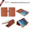 pu leather case with hand strap for ipad pro 9.7 inch back cover case with pen slot