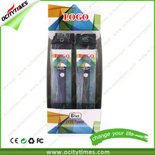New electronics inventions 1100mah evod battery & evod 3 battery Ocitytimes big battery vaporizer wholesale