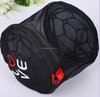 Novelty collapsible mesh fabric for laundry bag mesh laundry basket