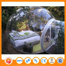 Promotional Camping Inflatable Transparent/Clear Bubble Tent for Sale