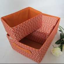 pp woven basket