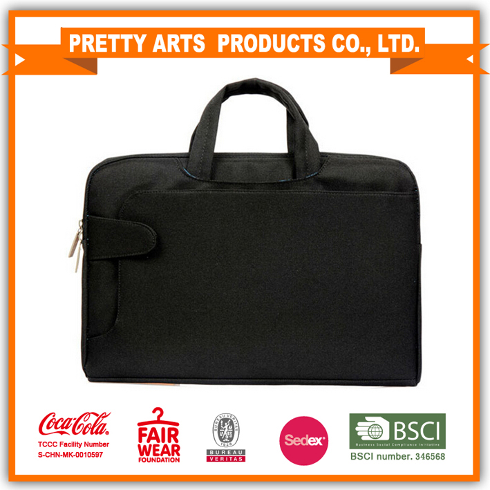 BSCI SEDEX Pillar 4 really factory Top Quality Laptop Computer Bag