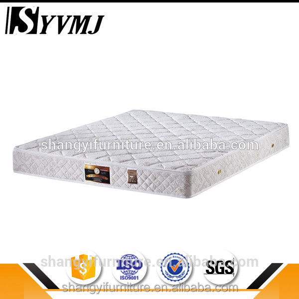 Rolled or compressed-High grade sleepers mattress with competitive price 8600#