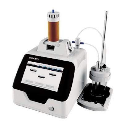 Laboratory use BT-860 Automatic Titrator Burette For Battery Electrolyte Analysis