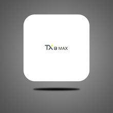 TX8MAX Android TV Box with android 7.1 OS Amlogic S912 Octa core CPU 3GB Memory 32GB eMMC storage set top box