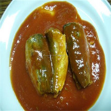 High Quality Canned Mackerel in tomato sauce