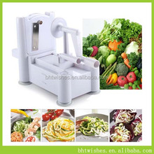magic chopper vegetable slicer, BHT008 vegetable slicer spiral