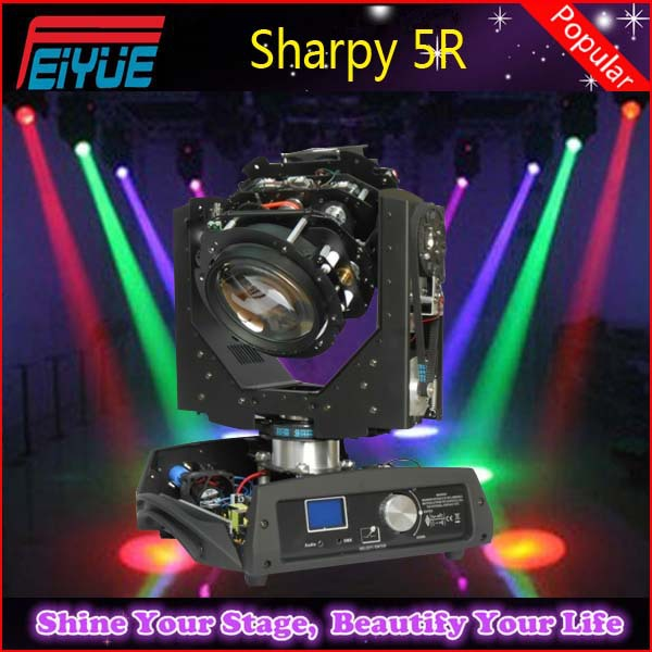 Pro sharpy beam 200w 5r moving head light/beam 200 moving head for sale