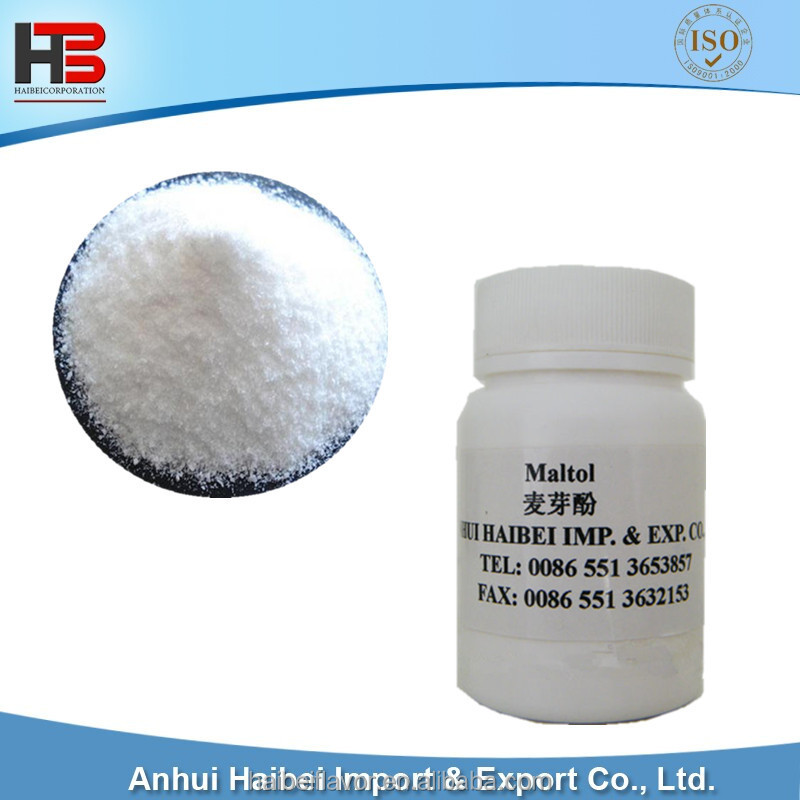 White powder or needle crystals 2-Methyl-3-hydroxy-4-pyranone