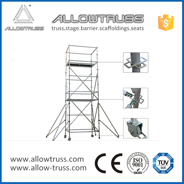 portable scaffolding joint pin/scaffolding manufacturer